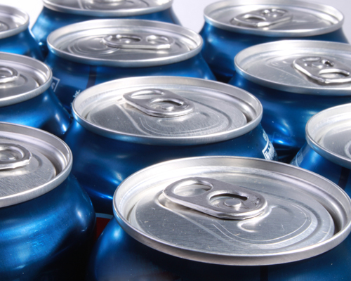Beer & Beverage Cans