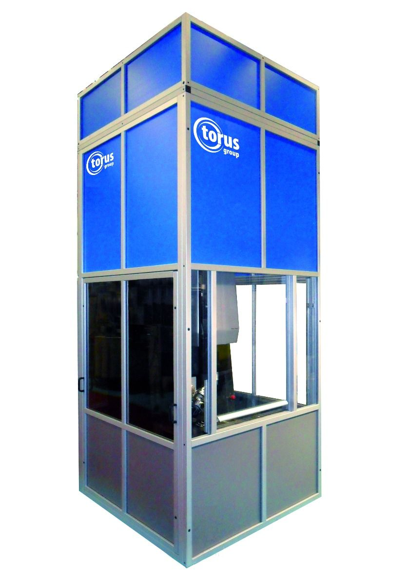CMM Enclosures for Optical Machines & Other Machinery