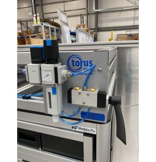 CMM Pallet Loading Systems