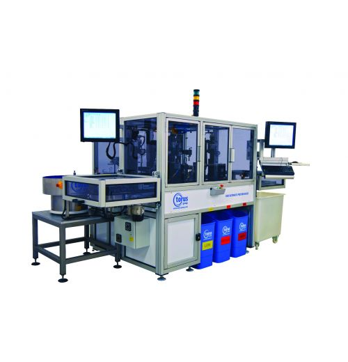 B305 AUTOMATIC PREFORM INSPECTION SYSTEM