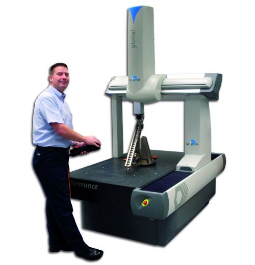 CMM UKAS Calibration