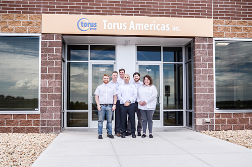 Torus Americas Inc. have moved!